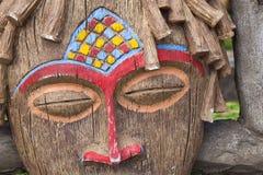 Tradycyjna Afrykańska rytuał maska Zdjęcia Royalty Free