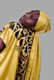 tradycyjna afrykańskiego mody Obrazy Stock