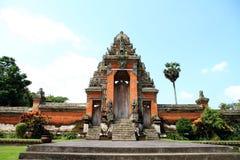 tradycyjna bramy świątynia Obraz Royalty Free