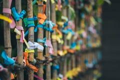 Tradycyjna ceremonia przy japończyka ogródem Zdjęcia Stock