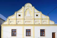 Tradycyjna Czeska chałupa Zdjęcie Royalty Free
