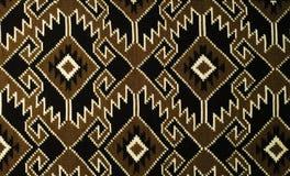 tradycyjna dywanowa tekstura Zdjęcia Royalty Free