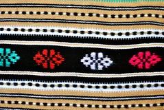 Tradycyjna dywanowa tekstura Zdjęcie Royalty Free