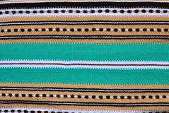 Tradycyjna dywanowa tekstura Zdjęcie Stock