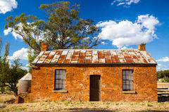 Tradycyjna Goldfields własność Obrazy Stock