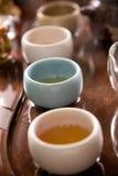 Tradycyjna herbaciana ceremonia Fotografia Royalty Free