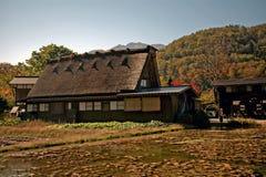 Tradycyjna Japońska architektura, Iść, Japonia Zdjęcia Stock