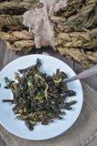 Tradycyjna kobylak sałatka Zdjęcie Royalty Free