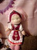 Tradycyjna lala od Rumunia Zdjęcia Stock