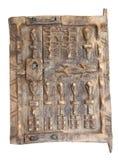 Tradycyjna marokańska drewniana nadokienna żaluzja zdjęcia royalty free