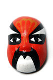 tradycyjna maskowa Chińczyk opera obraz stock