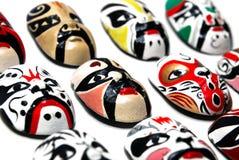tradycyjna maskowa Chińczyk opera Obrazy Royalty Free