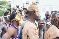Tradycyjna muzyk grupa Obrazy Royalty Free