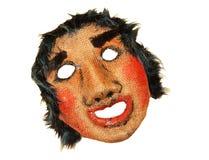 Tradycyjna Naleśnikowego dnia maska zdjęcia stock