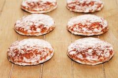 Tradycyjna niemiec lebkuchen piernikowych ciastka obrazy royalty free