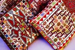 Tradycyjna orientał poduszka Obraz Royalty Free