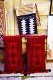 Tradycyjna orientał poduszka Obrazy Stock