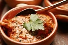 Tradycyjna Pakistan kuchnia fotografia royalty free