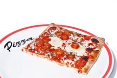 Tradycyjna pizza Margherita Zdjęcia Royalty Free