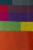 2014 tradycyjna ręka wyplatających tkanin, Obraz Stock