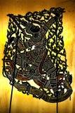 Tradycyjna tajlandzka stylowa cień sztuka Zdjęcia Stock