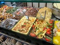 Tradycyjna turecczyzna, Karadeniz Domowej roboty Foods/Słuzyć w Dużych tacach przy restauracją Dla sprzedaży obrazy royalty free