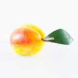 Tradycyjna włoska ciasto owoc kształtująca Obrazy Stock