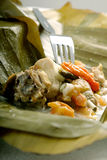 tradycyjna zupy Fotografia Royalty Free