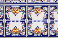 tradycyjne antyczne ceramika Fotografia Stock