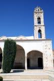 tradycyjne cypryjski kościoła Fotografia Stock