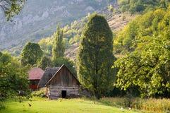 tradycyjne domowe góry Zdjęcie Royalty Free