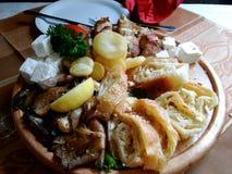 tradycyjne jedzenie Zdjęcia Stock