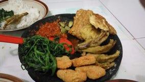 tradycyjne jedzenie Obrazy Stock