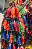Tradycyjne kitki w różnorodnych kolorach zdjęcia stock