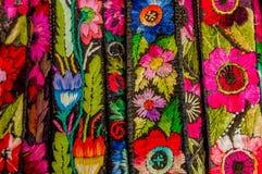 Tradycyjne majskie tkaniny Fotografia Royalty Free