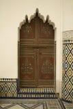 tradycyjne marokański drzwi Zdjęcia Stock