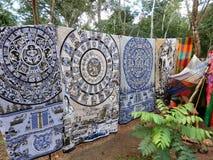 Tradycyjne meksykanin pokrywy Fotografia Royalty Free