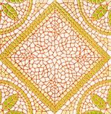 Tradycyjne ornamentacyjne Hiszpańskie dekoracyjne płytki, oryginalny cera zdjęcie stock