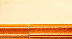 Tradycyjne ornamentacyjne Hiszpańskie dekoracyjne płytki, oryginalny cera obraz royalty free