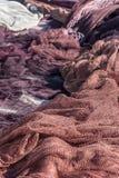 Tradycyjne sieci rybackie fotografia royalty free