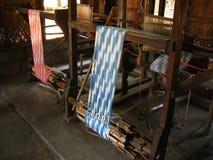 tradycyjne tkactwo wschodzące zdjęcie royalty free