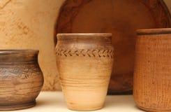 tradycyjne ukraiński ceramiczne Zdjęcia Royalty Free