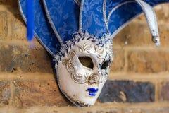 tradycyjne venetian maska Fotografia Royalty Free