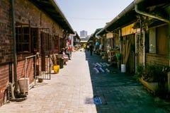 Tradycyjnej medycyny rynek w Johannesburg CBD obraz royalty free