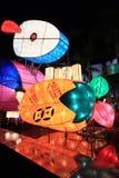tradycyjni chińscy lampiony obraz stock