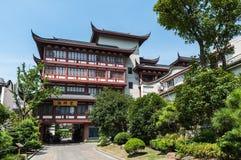 Tradycyjni Chińskie architektura zdjęcia royalty free