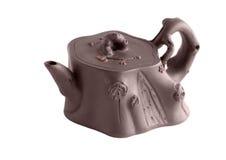 Tradycyjni Chińskie mały gliniany teapot Obraz Royalty Free