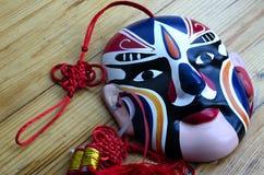 Tradycyjni Chińskie maska obrazy royalty free