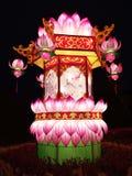 tradycyjni chińscy lampiony Obraz Royalty Free