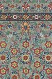 Tradycyjni Chińskie kwiecisty ornament Obraz Royalty Free